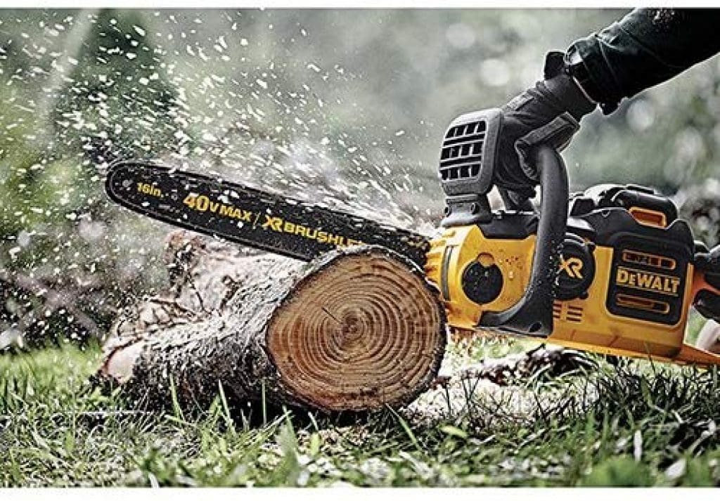 Dewalt dccs690m1 brushless saw - photo 3