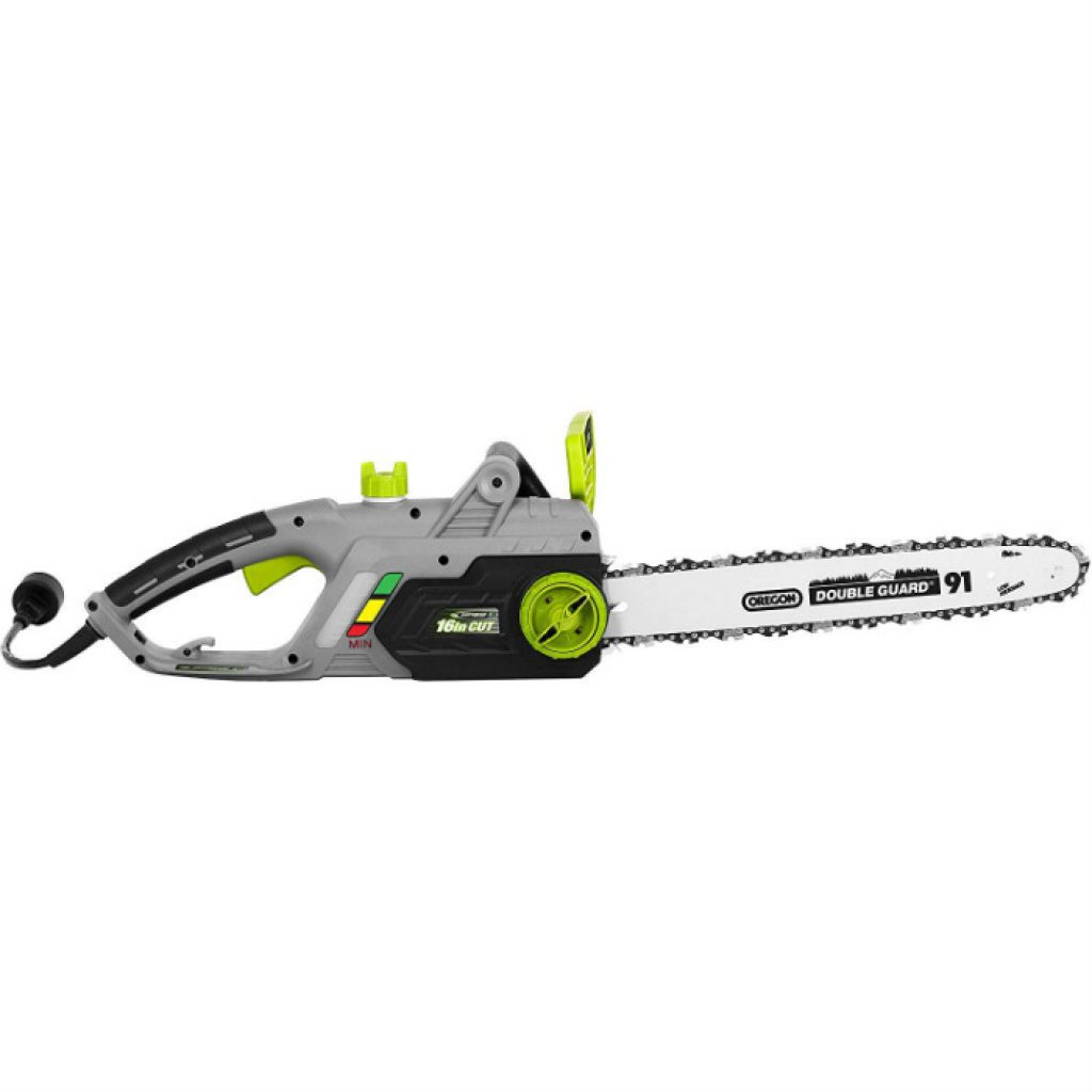 Earthwise cs33016 corded electric chainsaw - photo 1