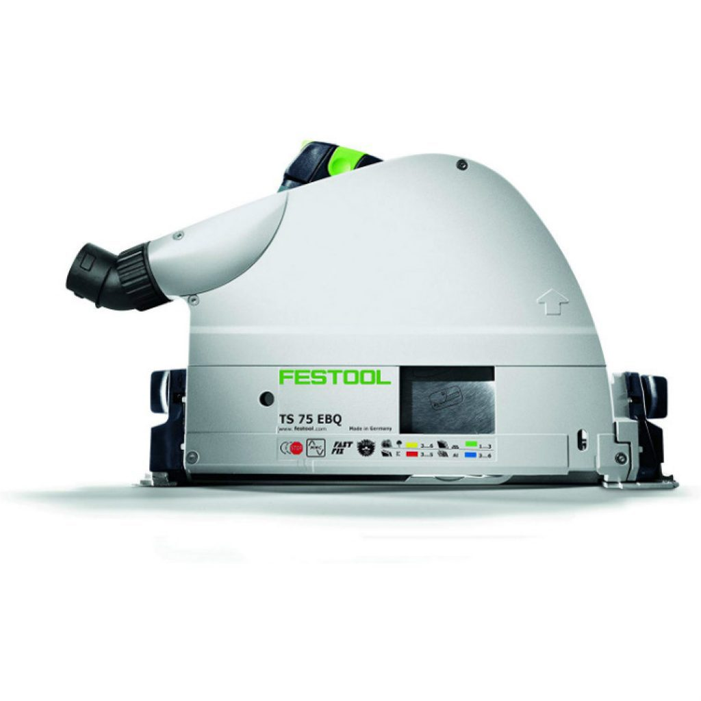 Festool plunge cut track saw - photo 1