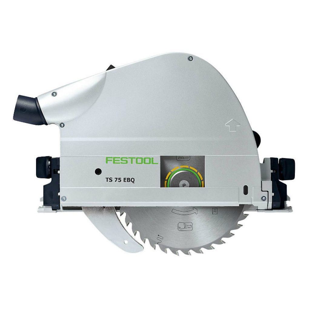 Festool ts 75 eq cut saw - photo 4