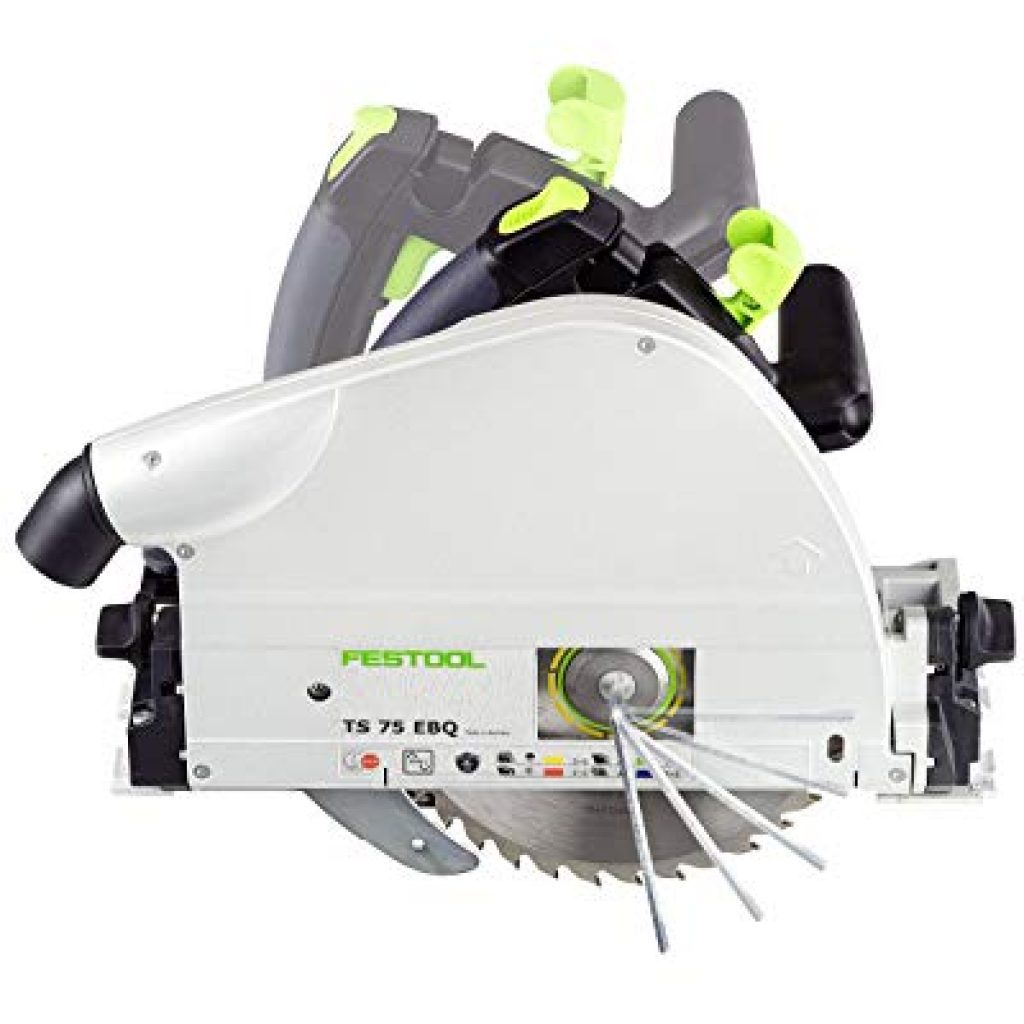 Festool ts 75 eq cut saw - photo 3