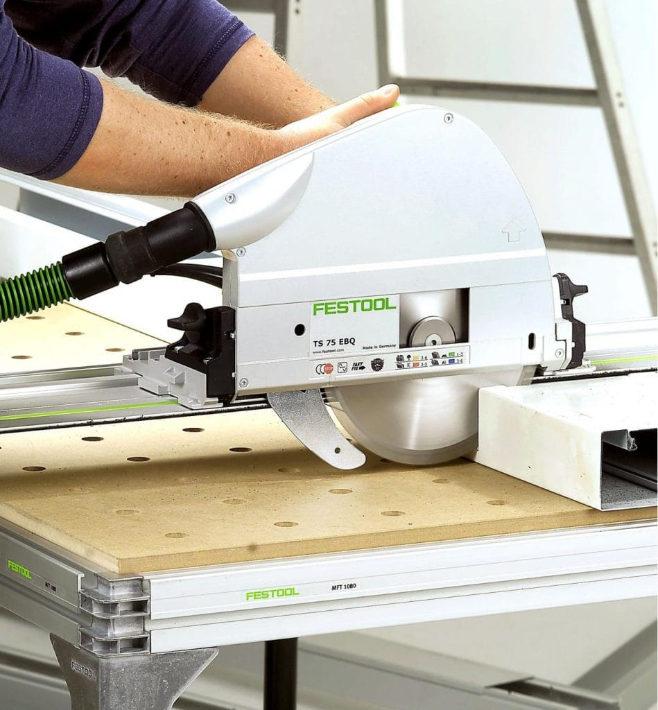 Festool ts 75 eq cut saw - photo 2