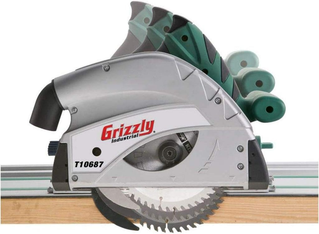 Grizzly t10687 track saw - photo 2