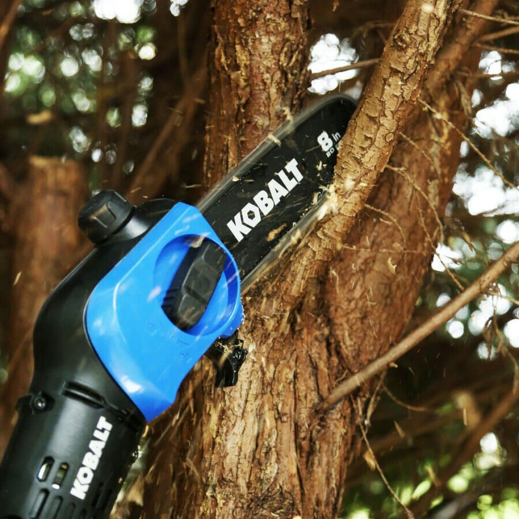 Kobalt lithium cordless pale saw - photo 4