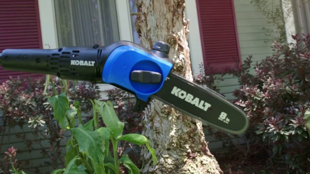 Kobalt lithium cordless pale saw - photo 3