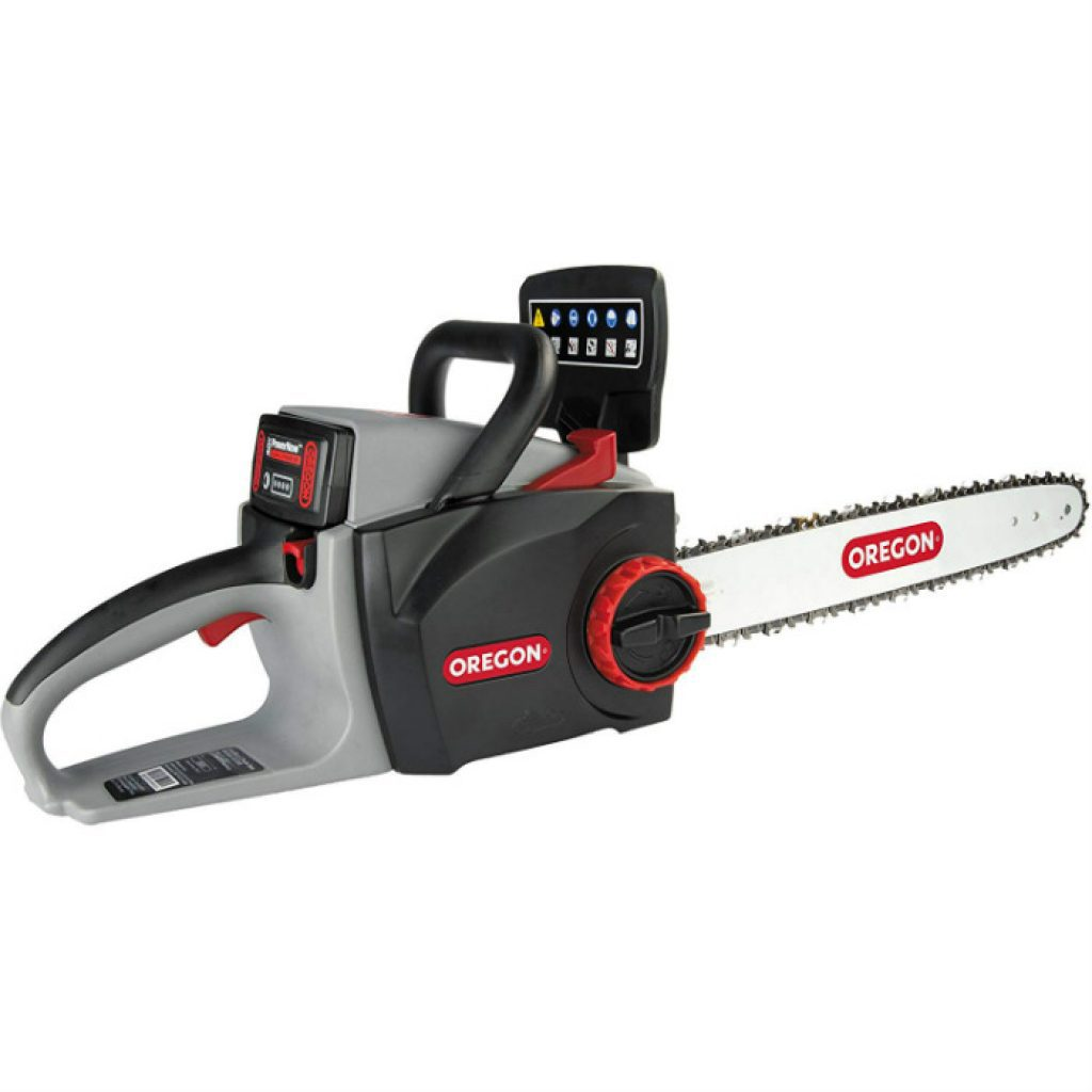 Oregon cordless sharpening chainsaw - photo 1