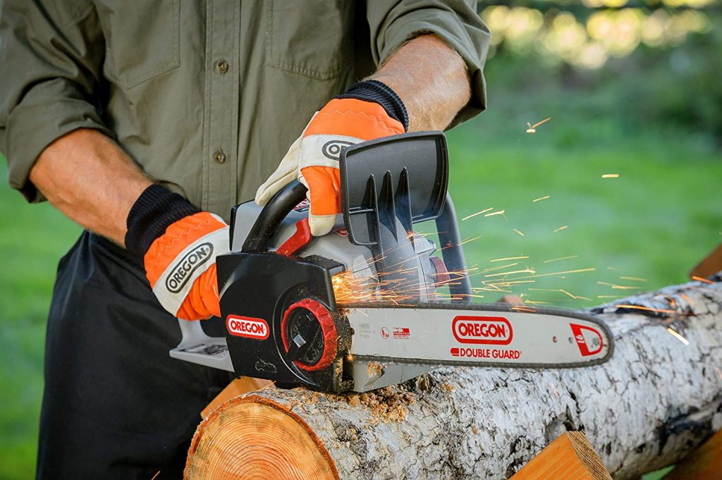 Oregon cordless sharpening chainsaw - photo 3