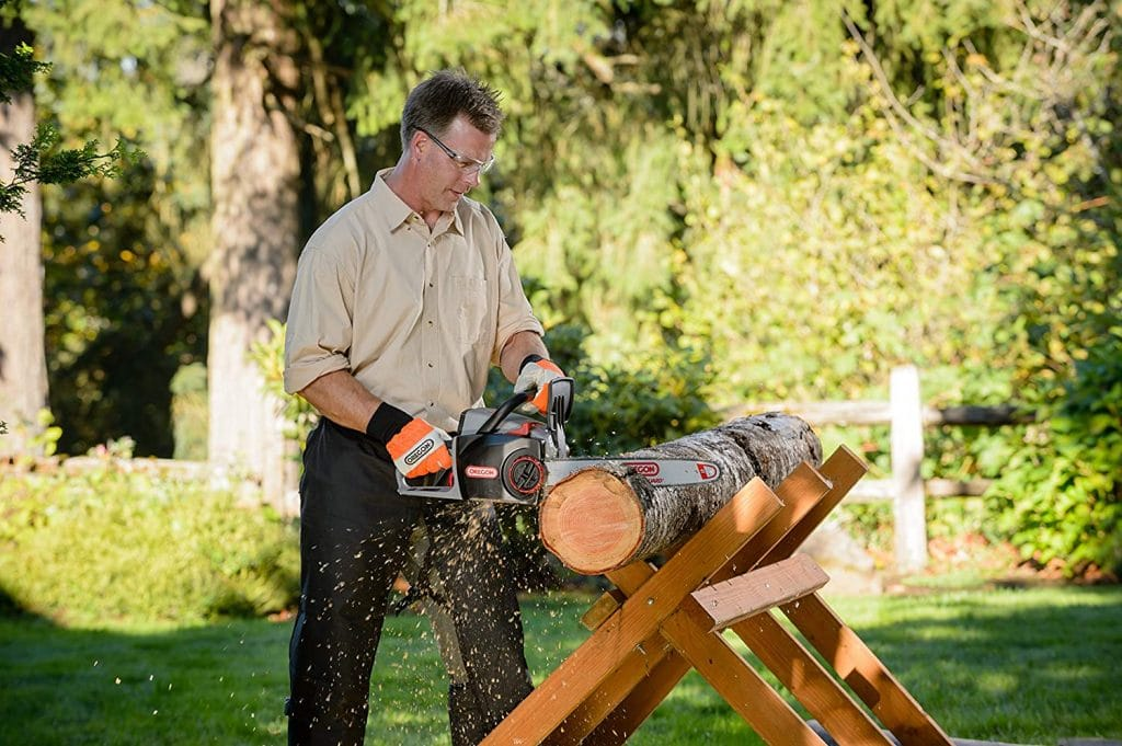 Oregon cordless sharpening chainsaw - photo 2