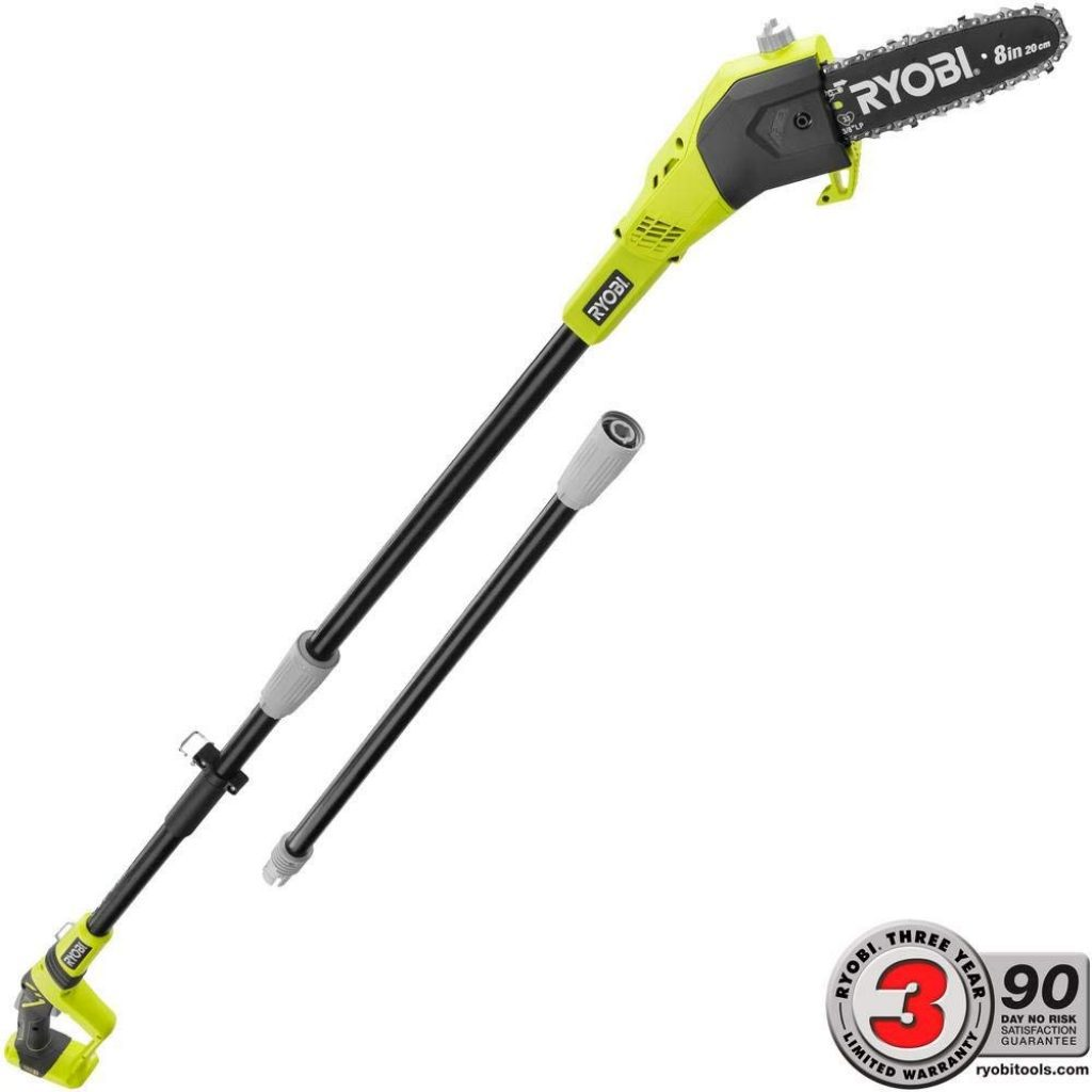 Ryobi one cordless electric pale saw - photo 1