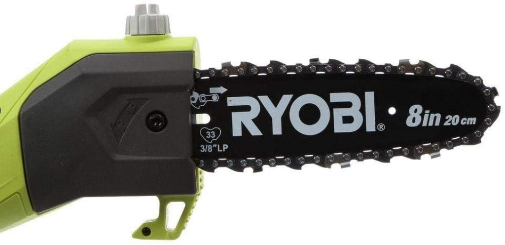 Ryobi one cordless electric pale saw - photo 2