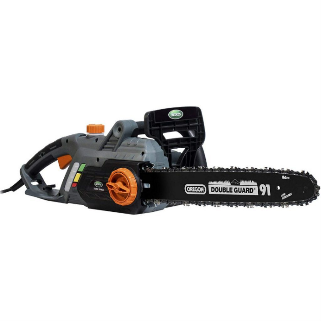 Scotts cs34016s corded electric chainsaw - photo 1