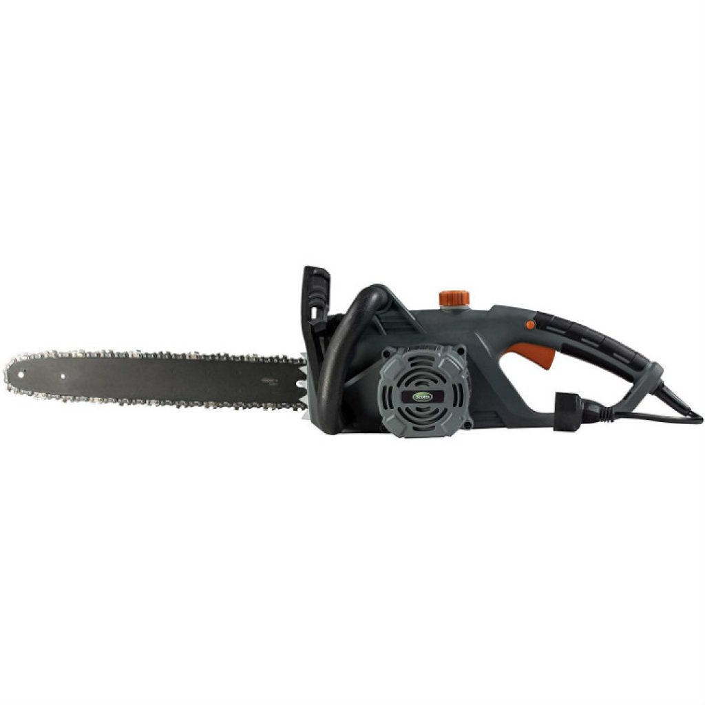Scotts cs34016s corded electric chainsaw - photo 3