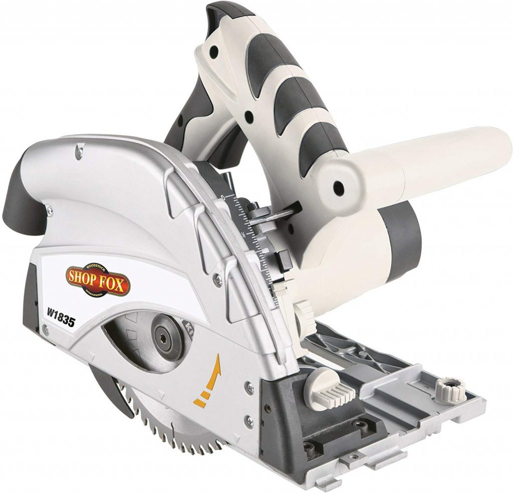 Shop fox w1835 track saw - photo 1