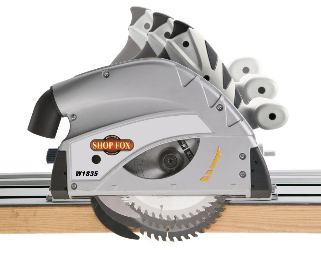 Shop fox w1835 track saw - photo 3