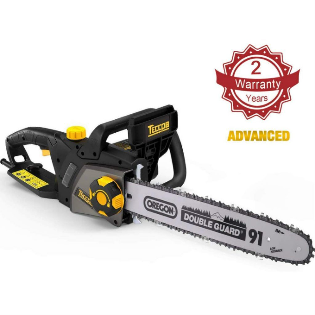 Teccpo electric chainsaw - photo 1