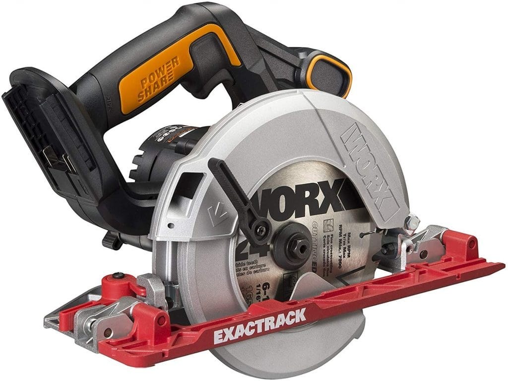 worx wx530 saw - photo 4