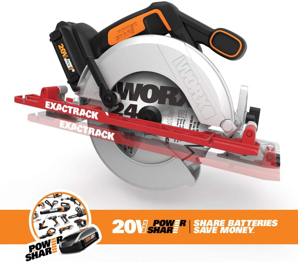 worx wx530 saw - photo 3
