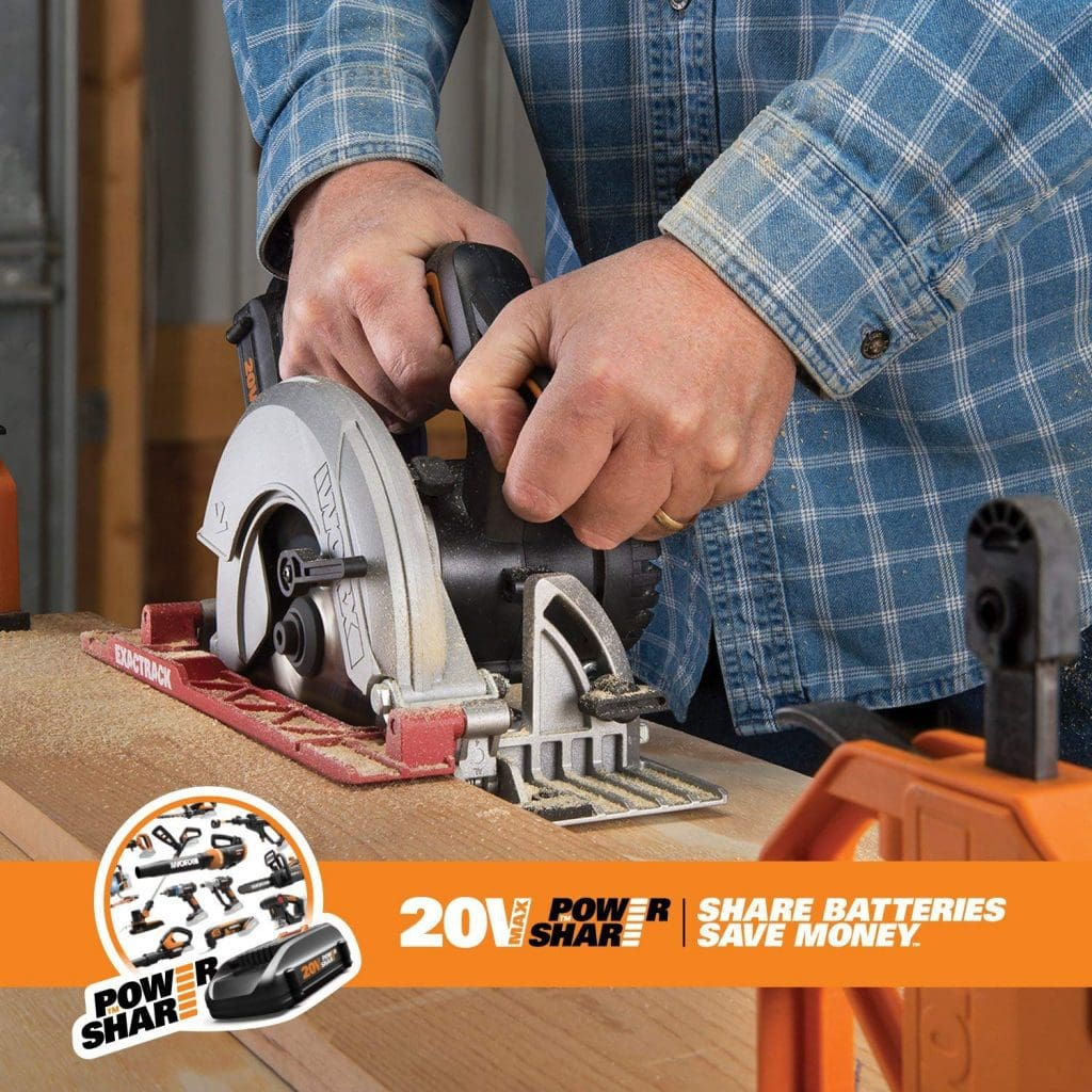 worx wx530 saw - photo 2