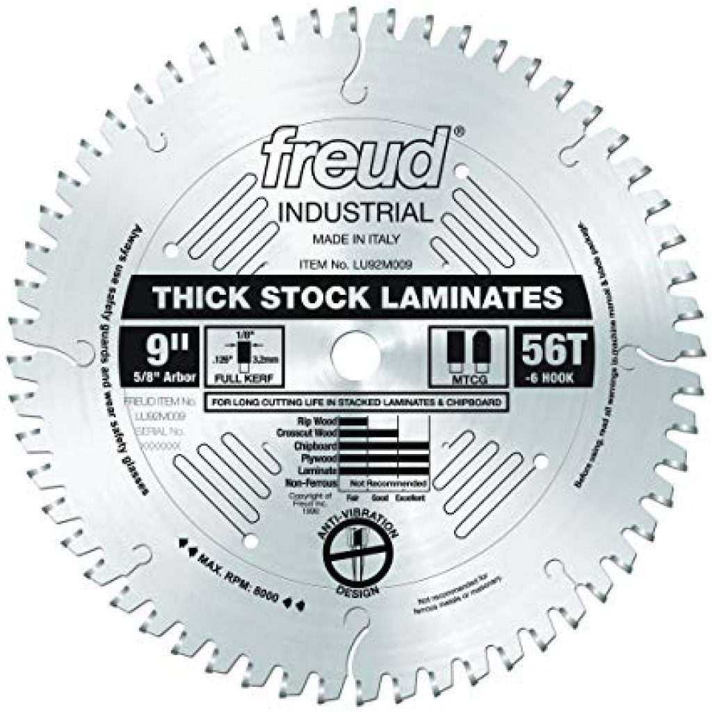 Freud combination blade - photo 3