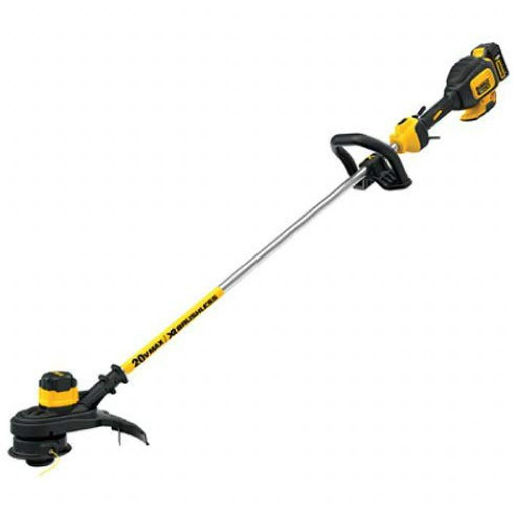 Dewalt dcst920p1 trimmer - photo 3