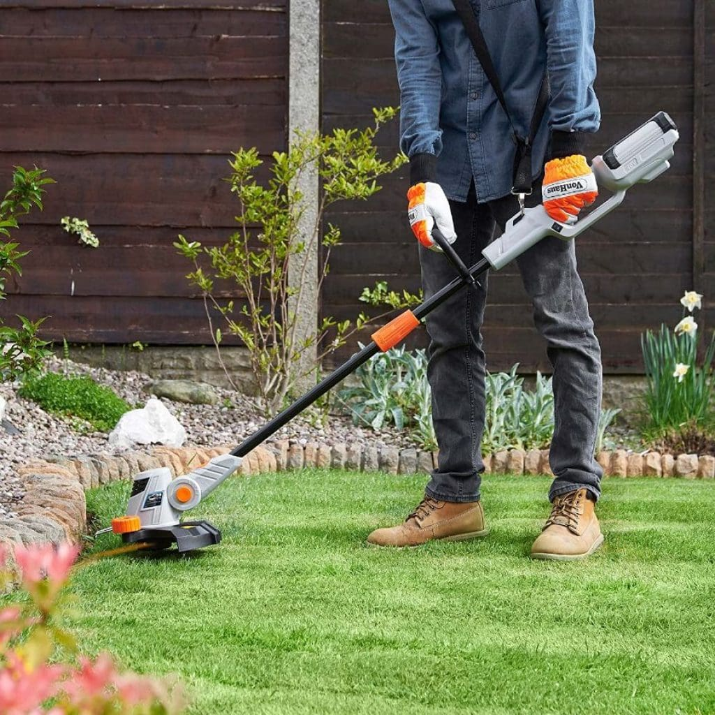 Vonhaus 40v cordless trimmer - photo 3