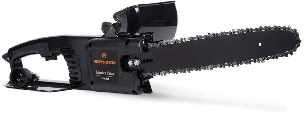 Remington RM1425 Limb N Trim 8 Amp 14-Inch Lightweight Corded Electric Chainsaw