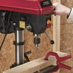 Mini-Drill-Press-Bench