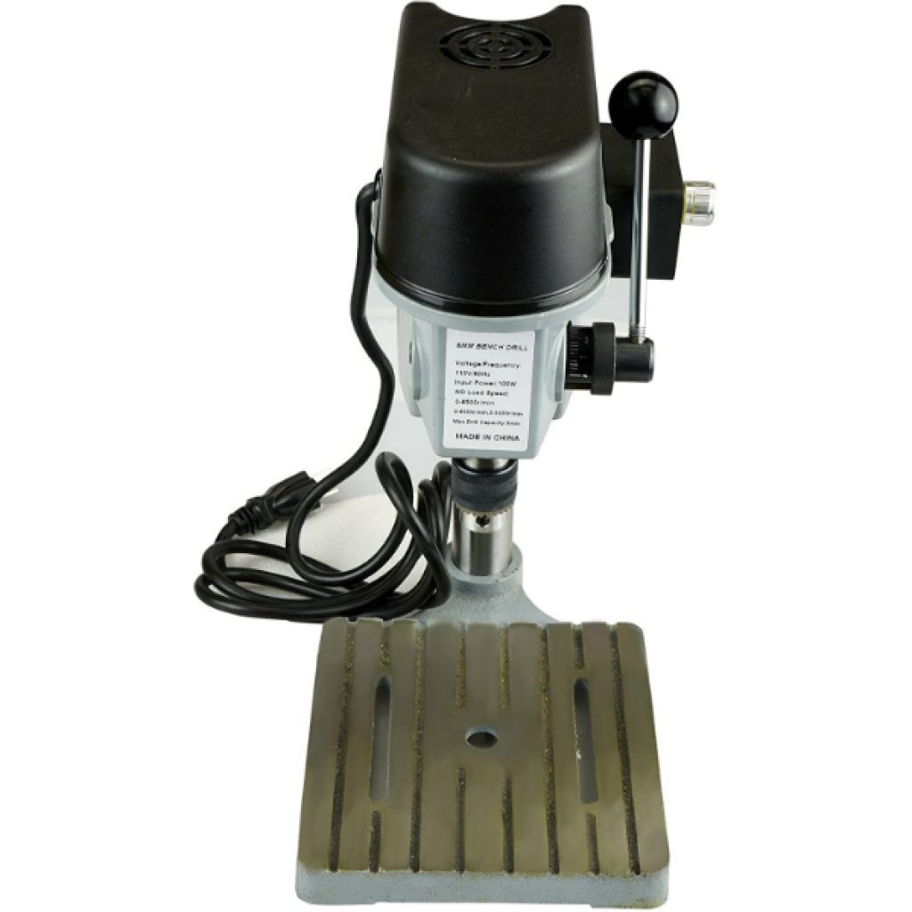 SE-3-Speed-Mini-Drill-Press-Bench