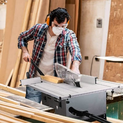 Table Saw Compact