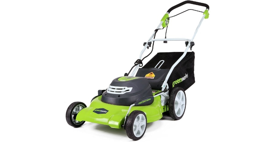 Greenworks 20-Inch 3-in-1 12