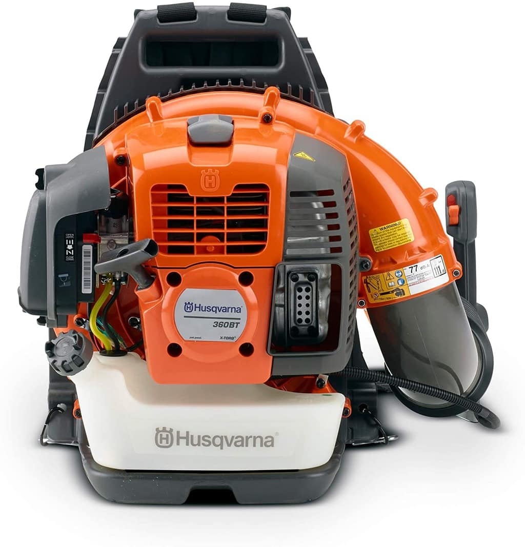 Husqvarna Orange Blower