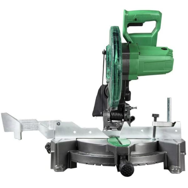 Metabo HPT Compound Miter Saw, 10-Inch