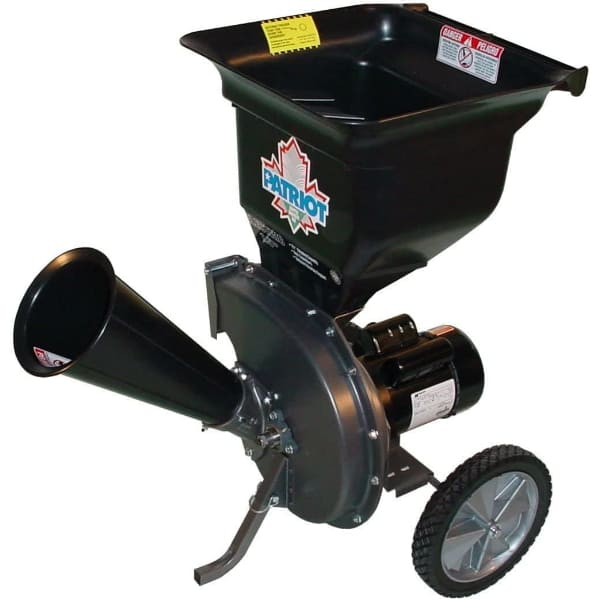 Patriot Products Electric Wood Chipper