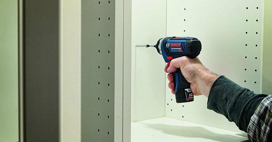 Bosch CLPK27-120 2-Tool 12V Combo Kit