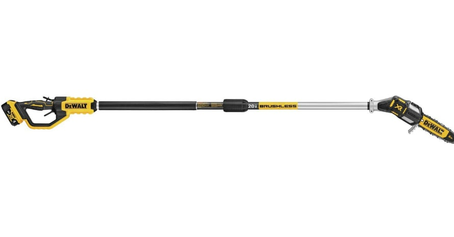 DEWALT 20V MAX XR Pole Saw DCPS620M1