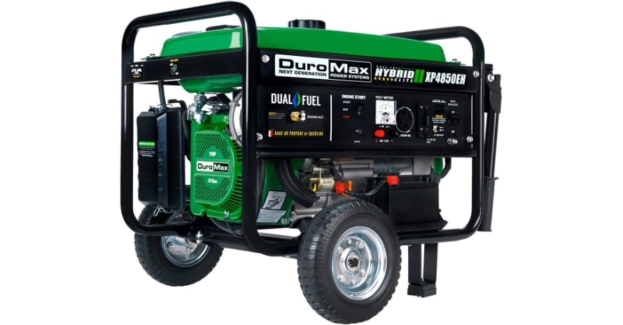 DuroMax XP4850EH Portable Generator