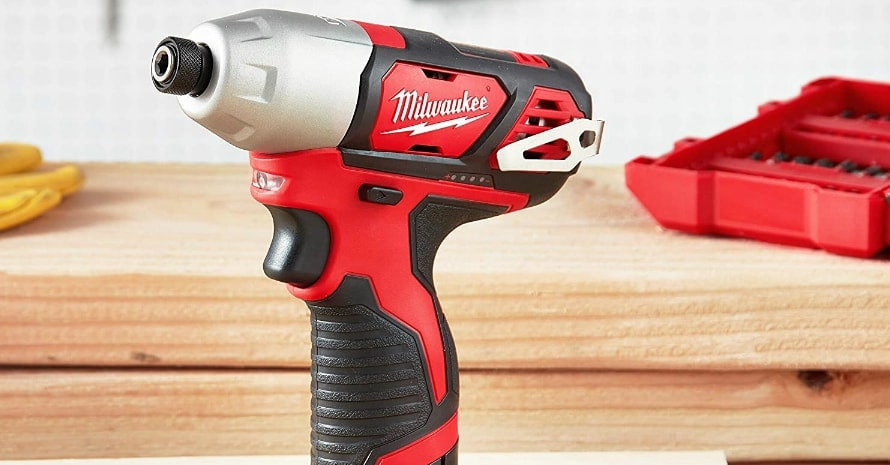 Milwaukee 2462-20 Impact Driver