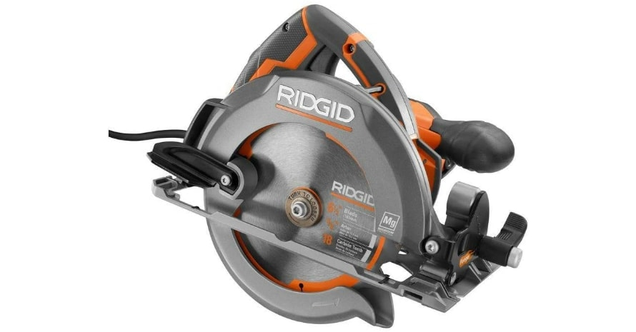 RIDGID Fuego 6.5 in Circular Saw