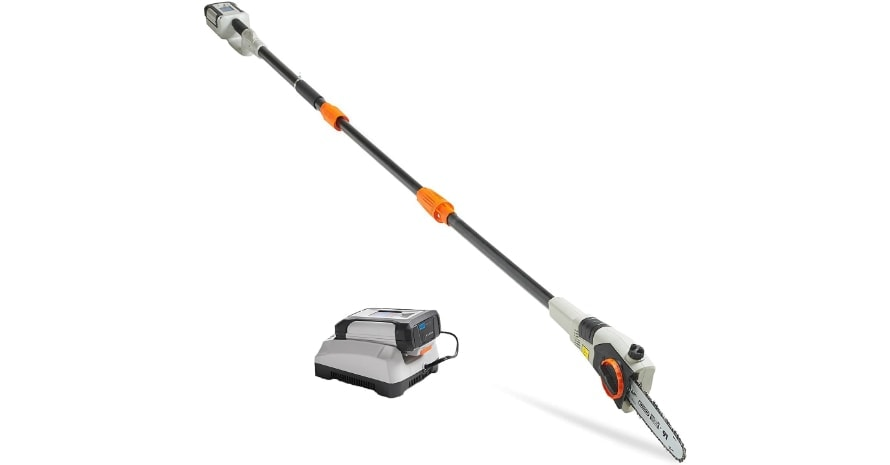 VonHaus 40V Max 8-inch Cordless Pole Saw