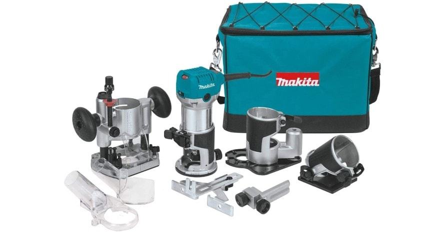 Makita wood router