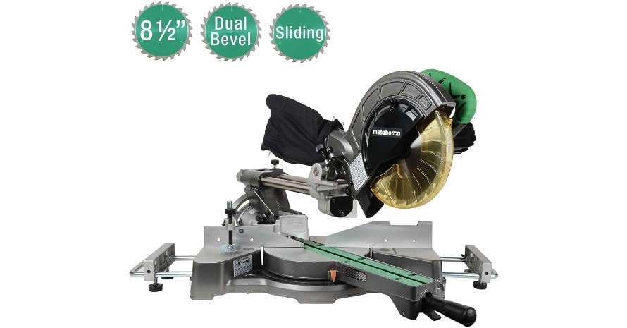 Metabo HPT-C8FSHES features
