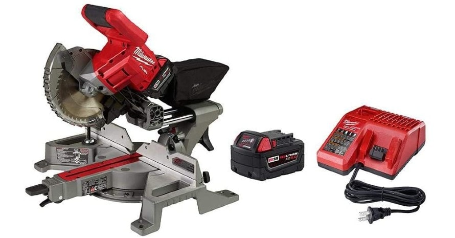 Milwaukee 2733-21 whats in package