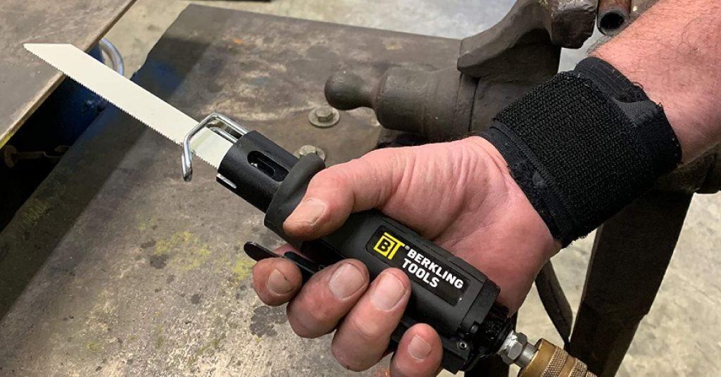 Berkling Tools 7102 LowVibration AirSaw