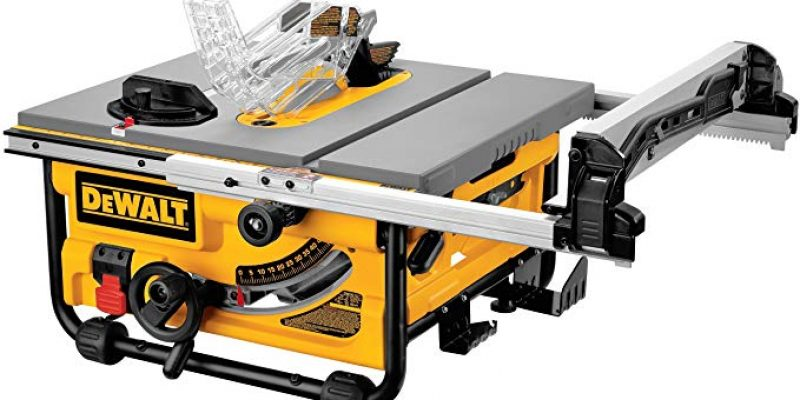 The 10 Best Table Saw under 500 for Your Personal and Professional Use