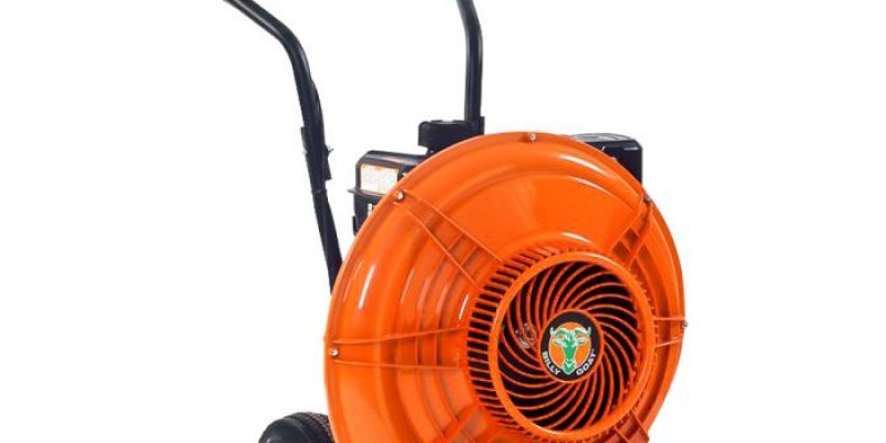 Billy Goat Walk Behind Blower F601V Review