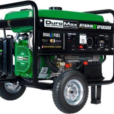 DuroMax XP4850EH Review — Your Personal Power Plant