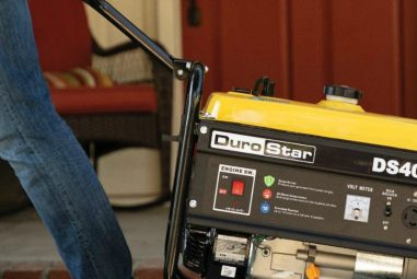 Best Portable Diesel Generator – Commercial and Home Use