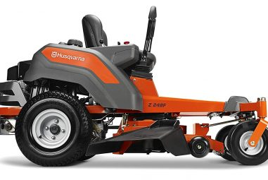 Husqvarna Z248F (48″) 26HP Kohler Zero Turn Lawn Mower Review 2020