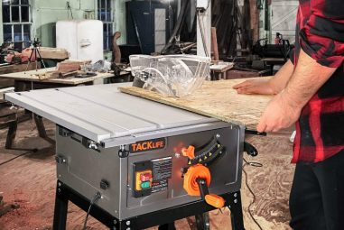 The Best Portable Table Saw That Will Make You Passionate About Gardening