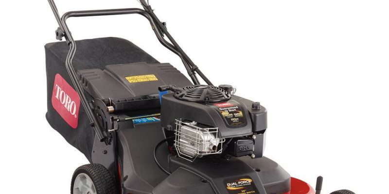 Toro Timemaster Lawn Mower – Personal Pace – 21199 Review 2021 and Comparison